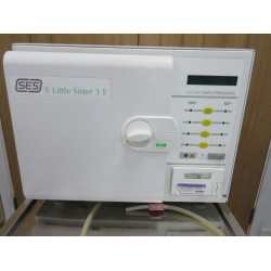 Pre-Owned Eschmann Little Sister 3 Autoclave